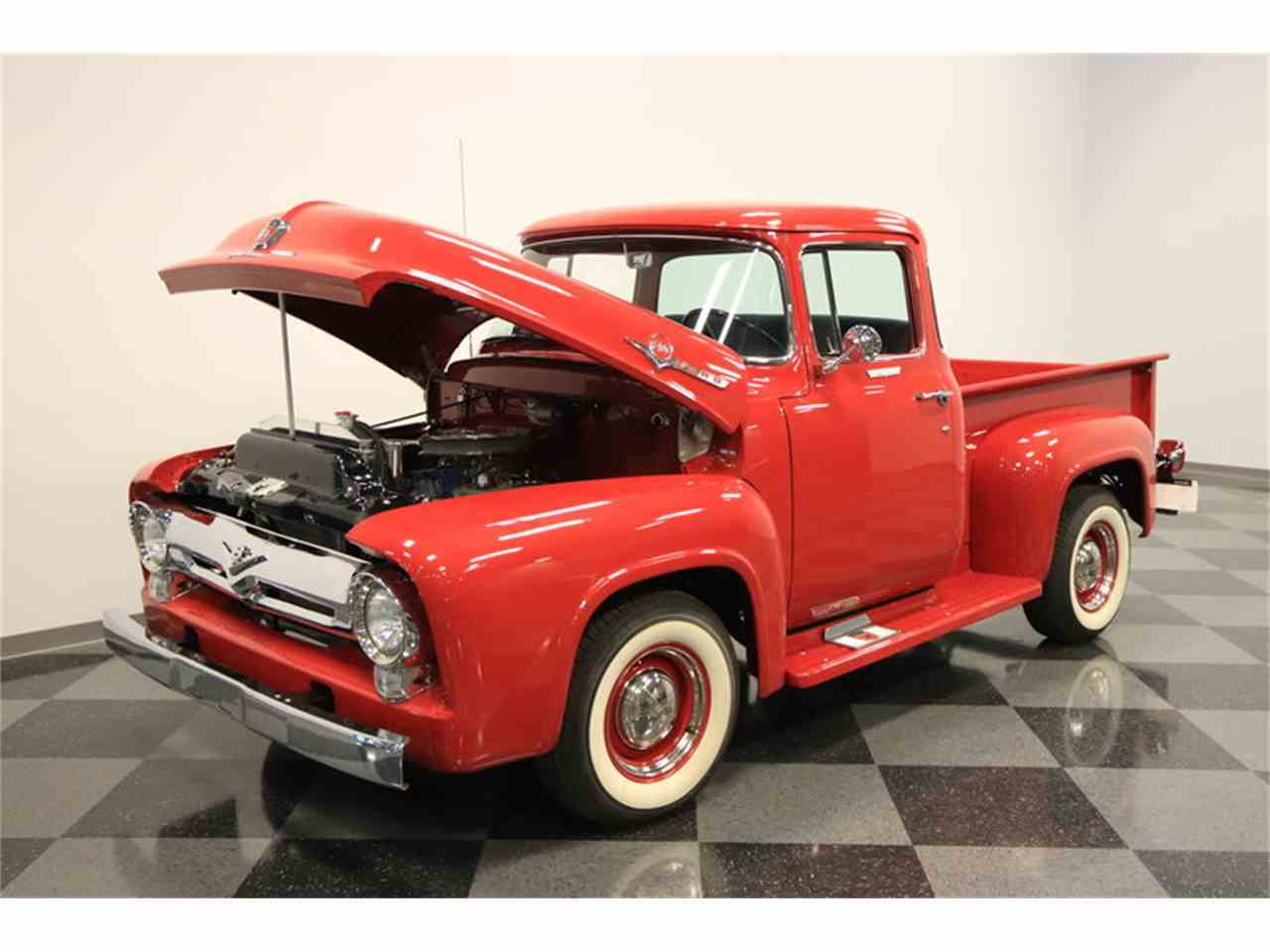 Large Picture of 1956 Ford F100 located in Arizona Offered by Streetside Classics - Phoenix - M6G9