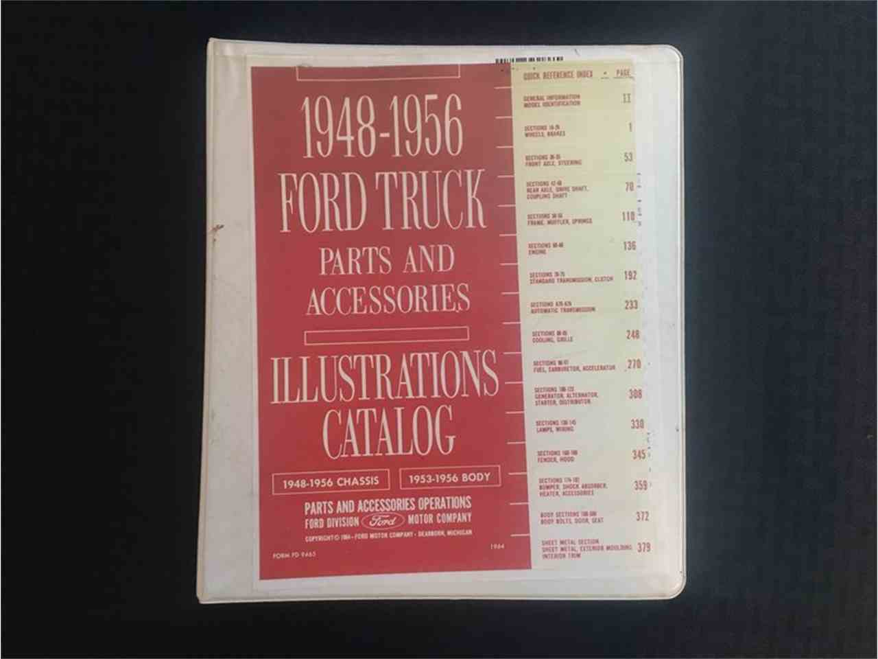 Large Picture of Classic 1956 Ford F100 - M6G9