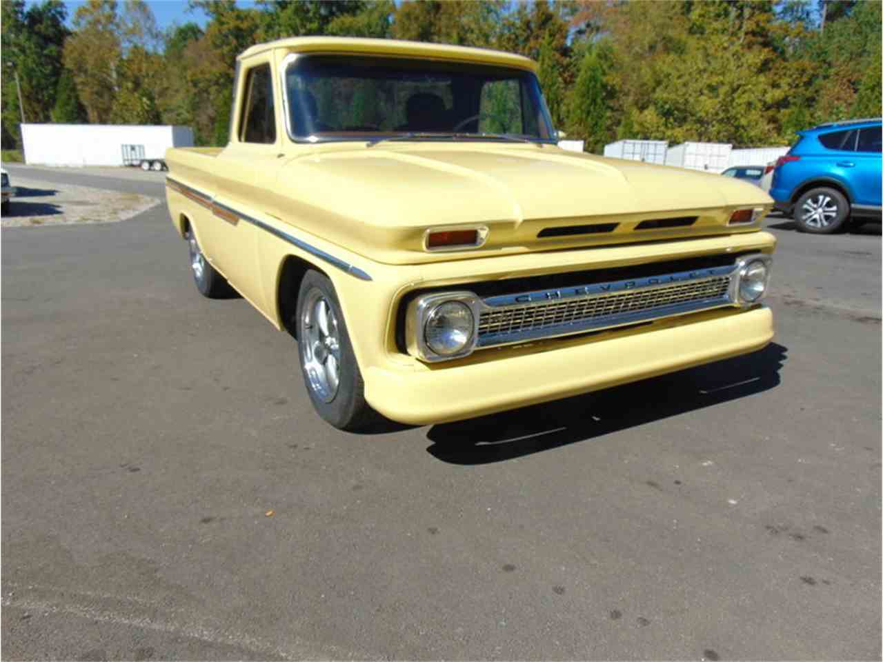 1965 Chevrolet C10 Custom Pickup for Sale | ClassicCars.com | CC-1034807