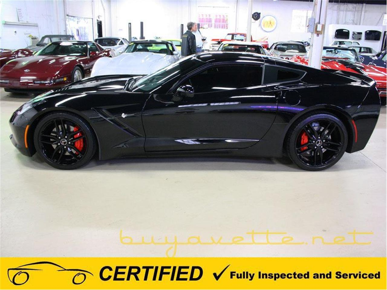 Large Picture of '14 Corvette - M6GR