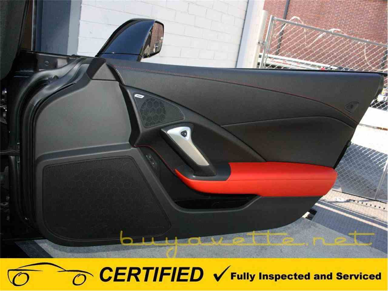 Large Picture of '14 Chevrolet Corvette located in Atlanta Georgia Offered by Buyavette - M6GR