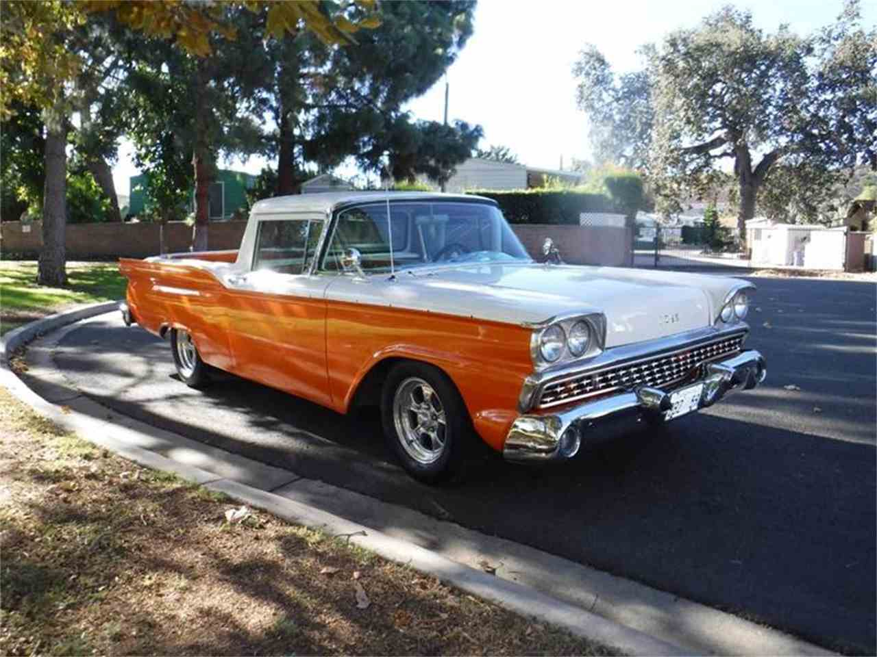 Large Picture of '59 Ranchero - M6GZ