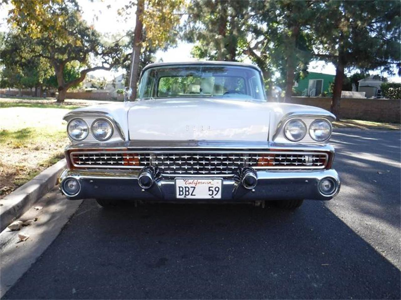 Large Picture of 1959 Ford Ranchero located in Thousand Oaks California Offered by Allen Motors, Inc. - M6GZ