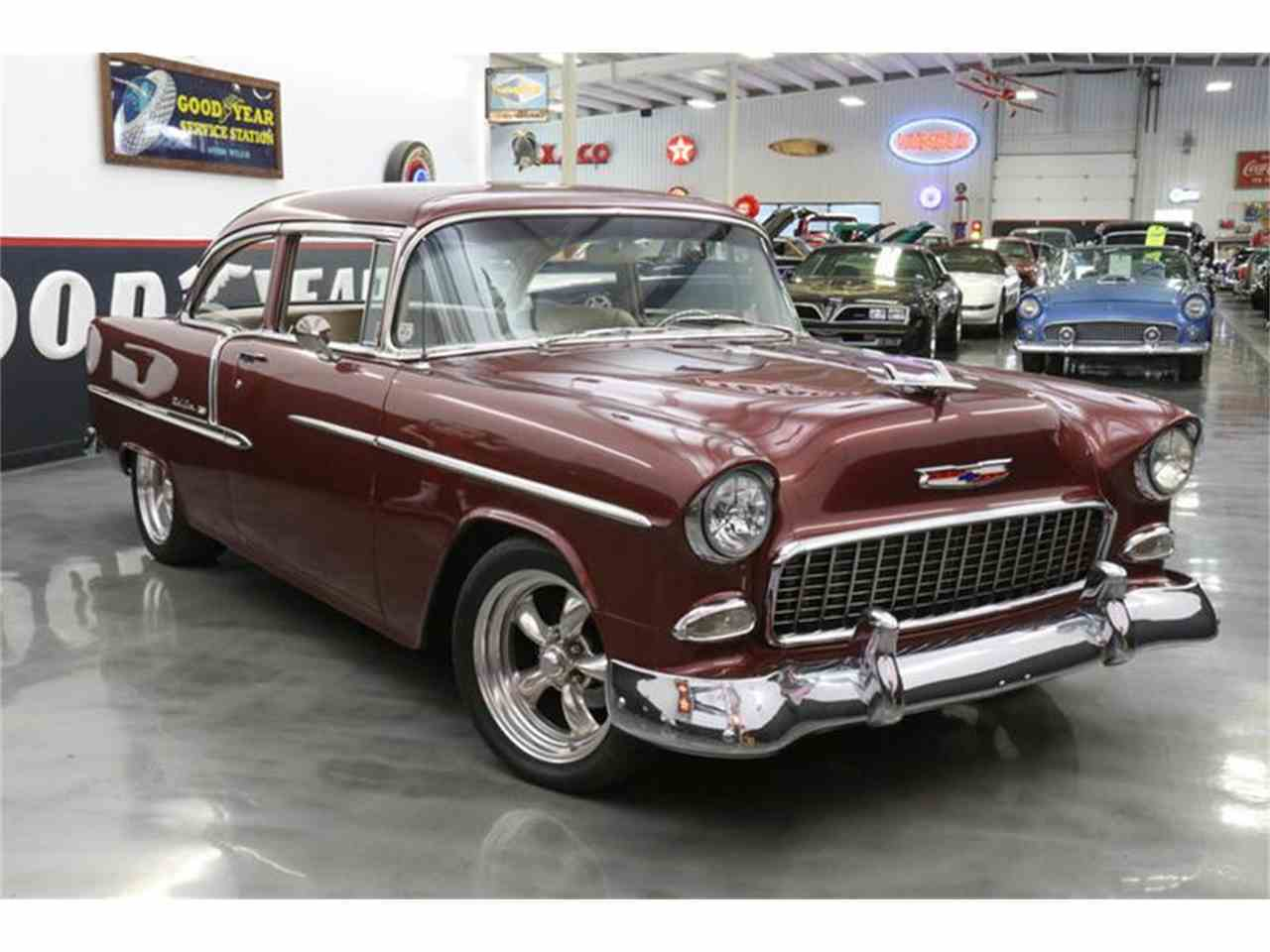 Large Picture of '55 Bel Air - M6H9