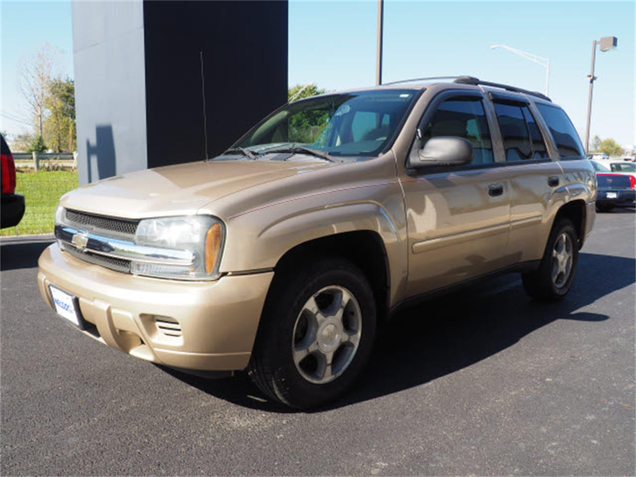 Large Picture of '06 Trailblazer - M6HB