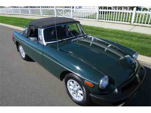 Picture of '74 MGB - M6HK