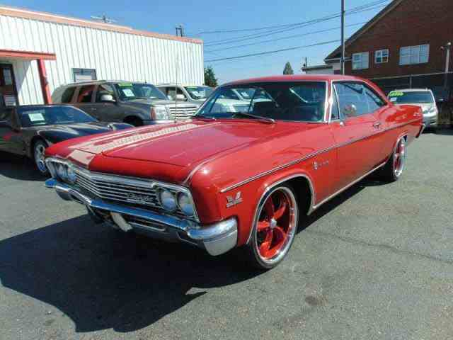 Picture of 1966 Chevrolet Impala SS - $29,990.00 Offered by  - M6I3