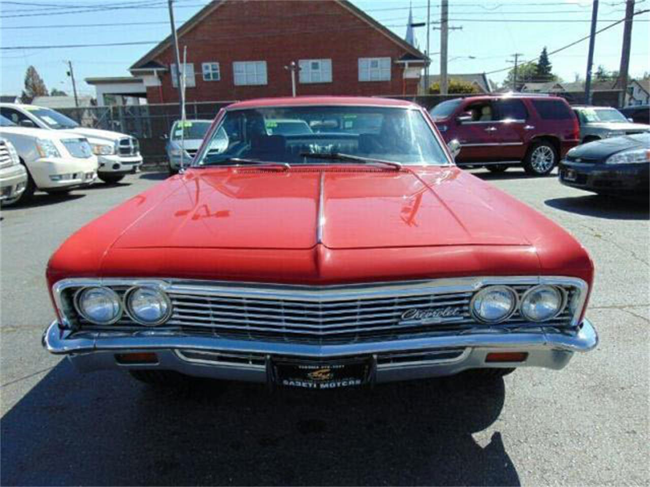 Large Picture of '66 Impala SS - M6I3