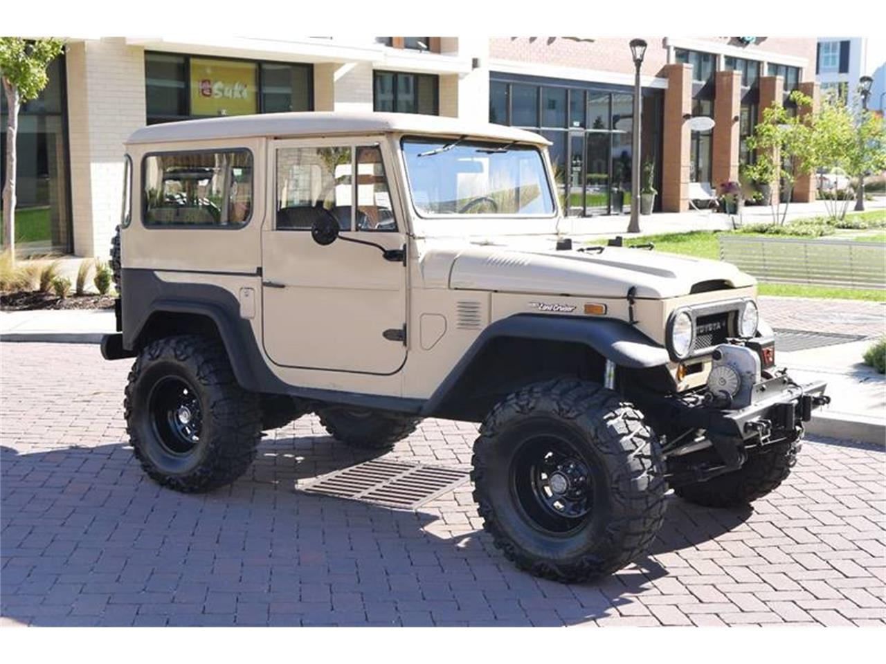 Large Picture of '74 Land Cruiser FJ - M6I7