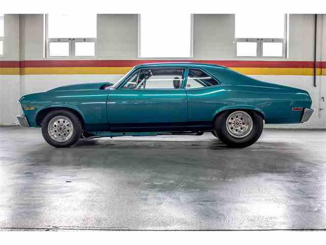 Picture of 1970 Nova - $59,995.00 Offered by John Scotti Classic Cars - M34N