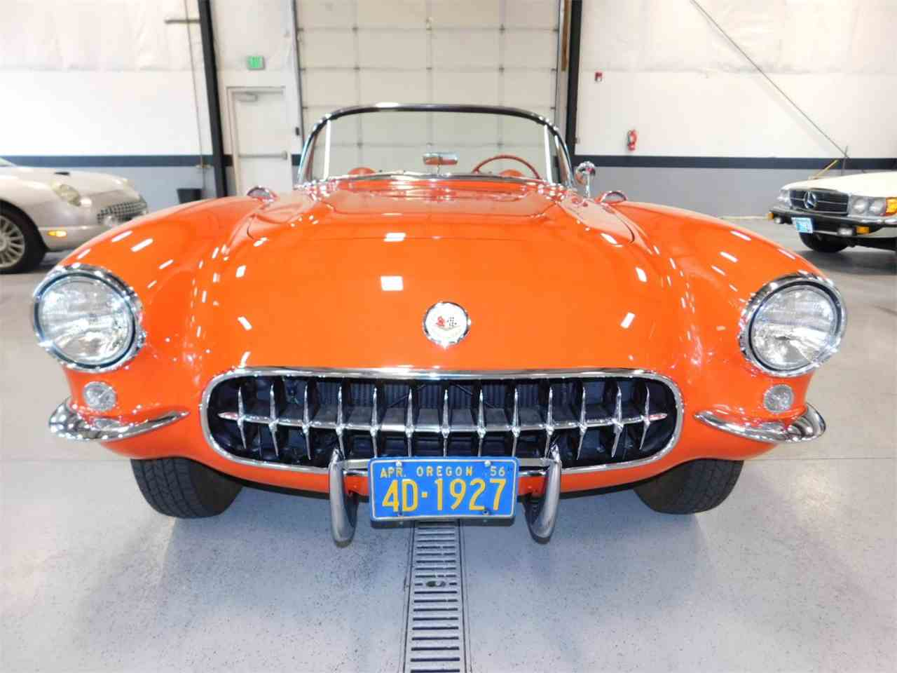 Large Picture of 1956 Corvette located in Bend Oregon - $68,500.00 Offered by Bend Park And Sell - M6IG