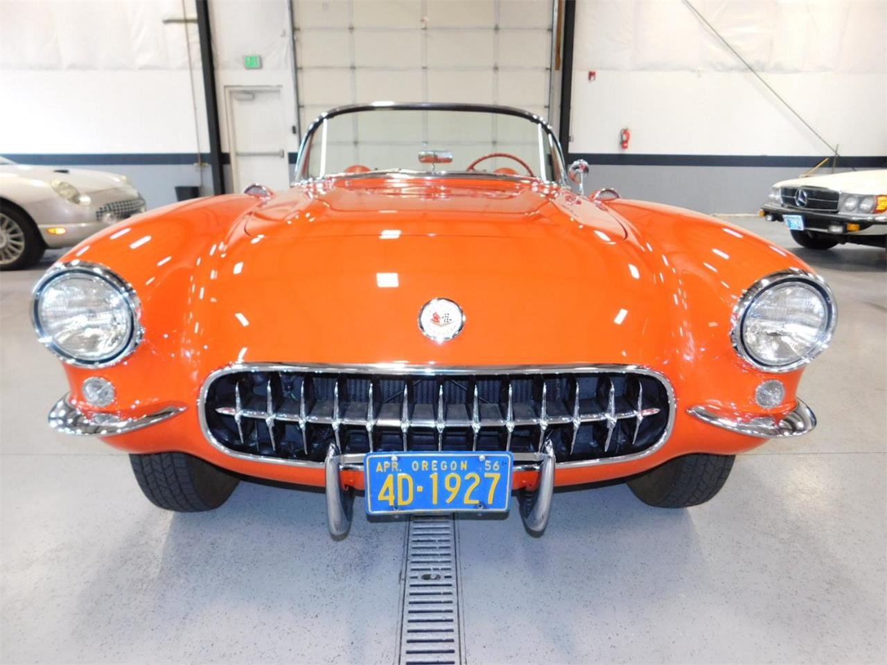 Large Picture of '56 Corvette - M6IG