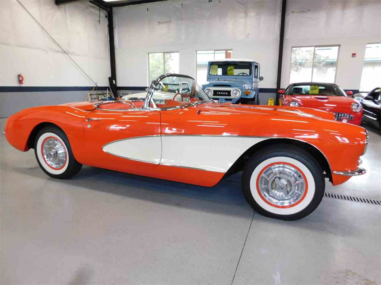 Large Picture of 1956 Chevrolet Corvette - $68,500.00 Offered by Bend Park And Sell - M6IG
