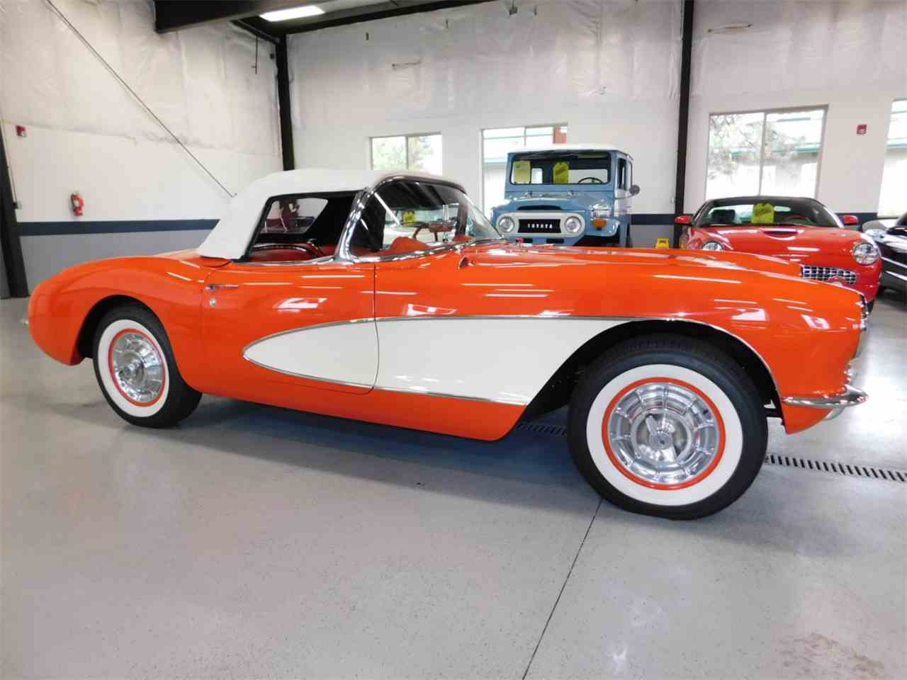 Large Picture of '56 Chevrolet Corvette Offered by Bend Park And Sell - M6IG