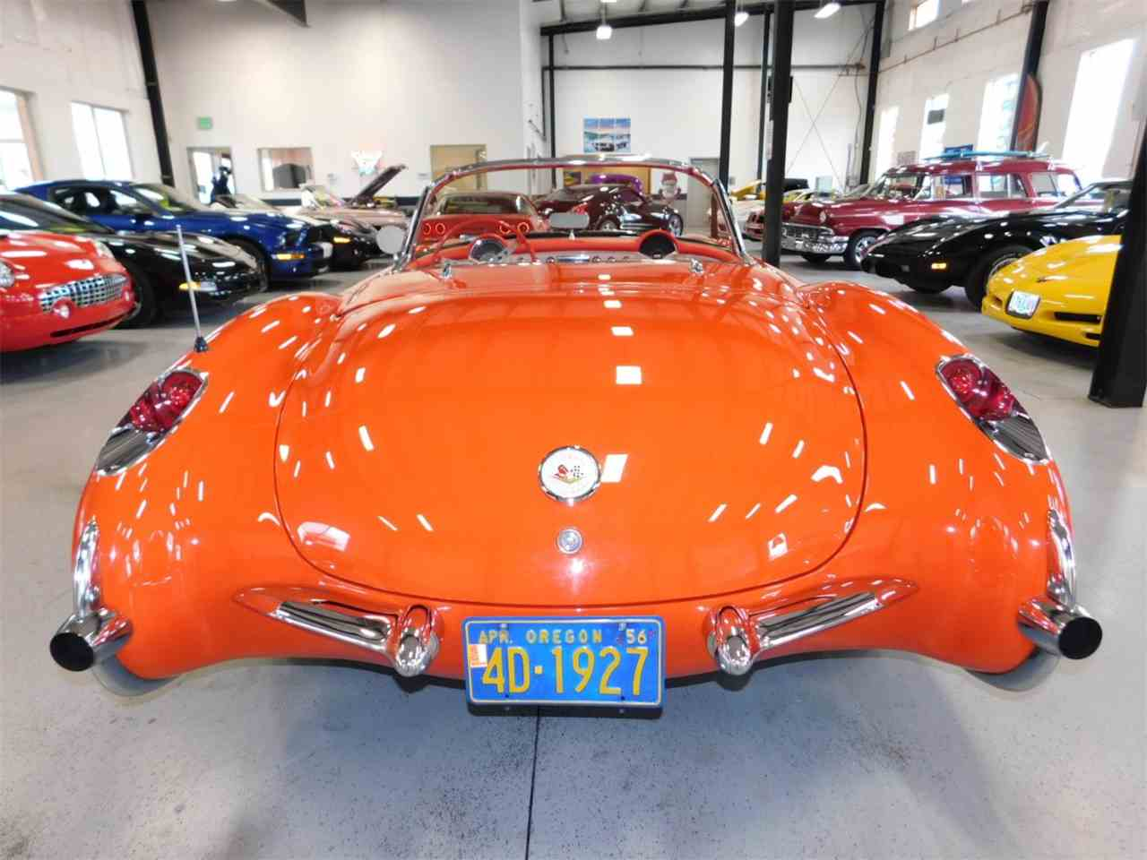 Large Picture of '56 Chevrolet Corvette located in Oregon - $68,500.00 - M6IG