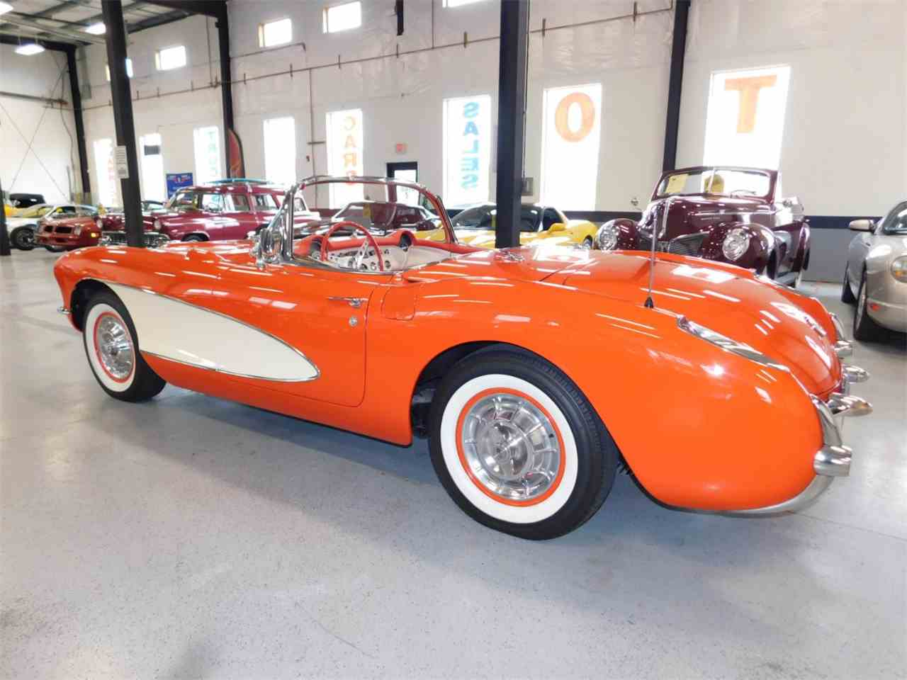 Large Picture of Classic 1956 Corvette located in Oregon - $68,500.00 Offered by Bend Park And Sell - M6IG