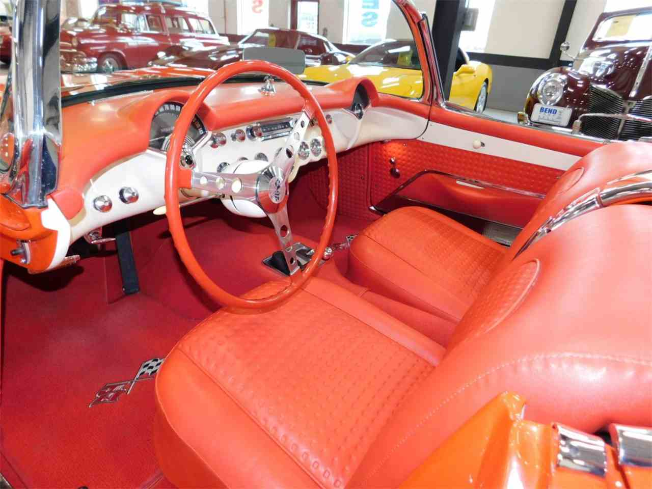 Large Picture of Classic 1956 Corvette located in Oregon Offered by Bend Park And Sell - M6IG