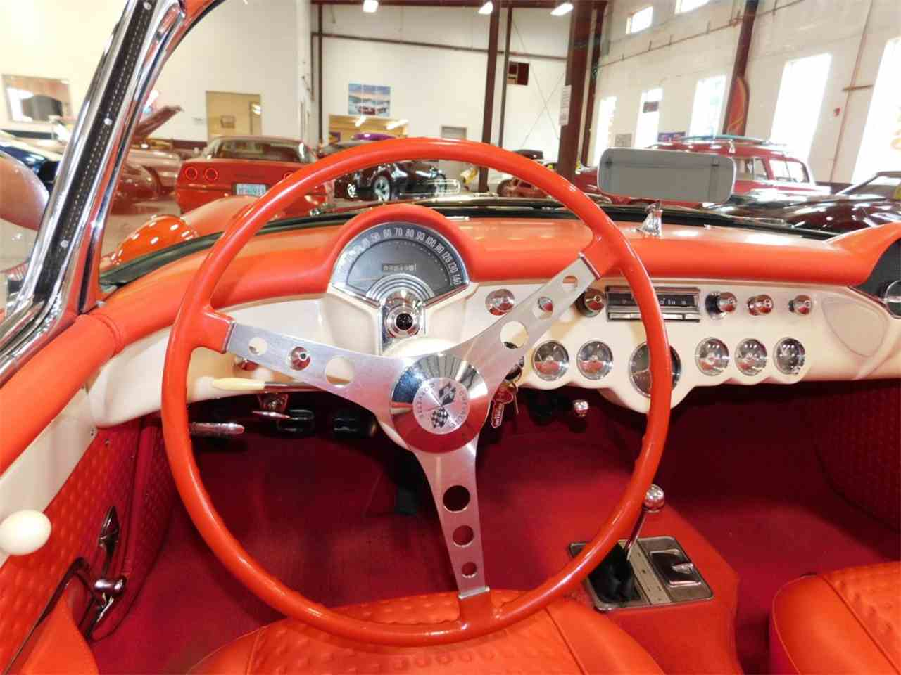 Large Picture of Classic 1956 Chevrolet Corvette located in Oregon - $68,500.00 Offered by Bend Park And Sell - M6IG