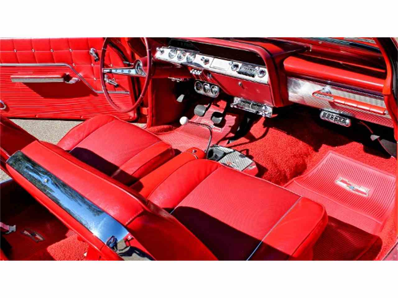 Large Picture of '62 Impala SS - M6IL