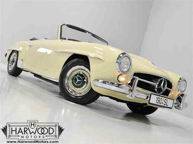 Picture of 1959 Mercedes-Benz 190SL - $159,900.00 Offered by  - M6IU