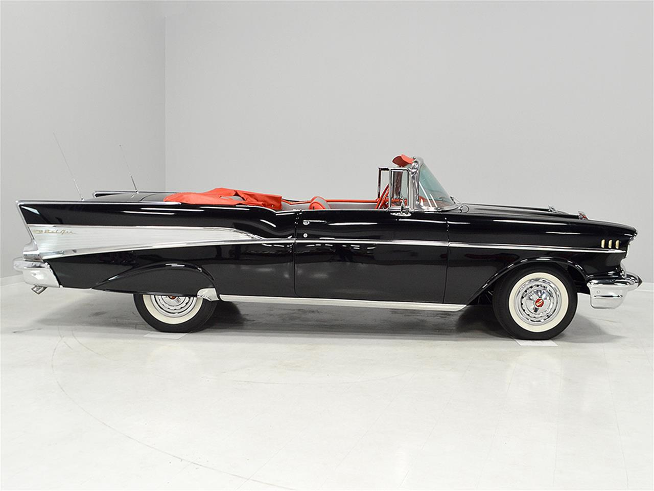 Large Picture of '57 Bel Air - $74,900.00 Offered by Harwood Motors, LTD. - M6IV
