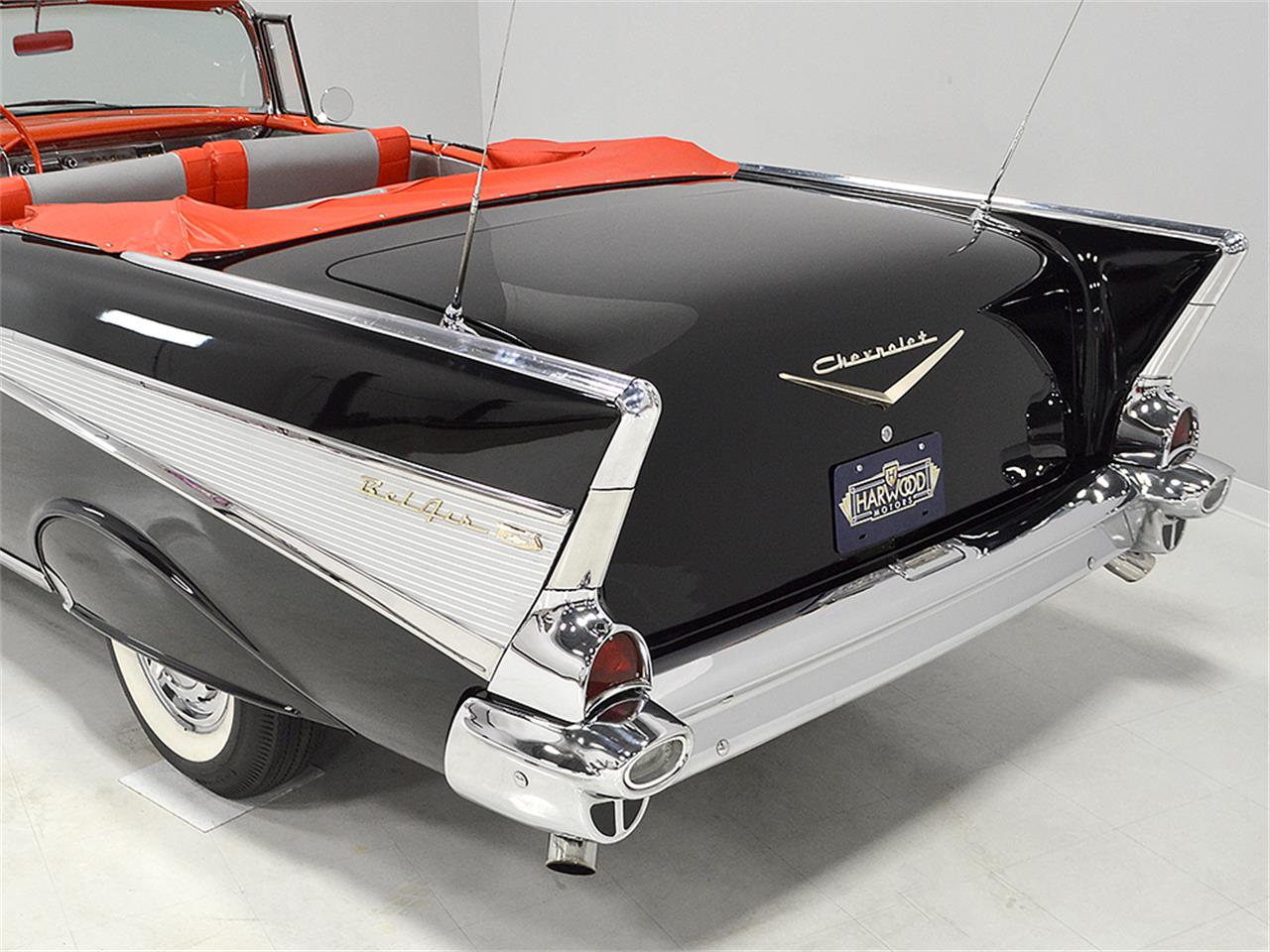 Large Picture of 1957 Bel Air located in Ohio Offered by Harwood Motors, LTD. - M6IV