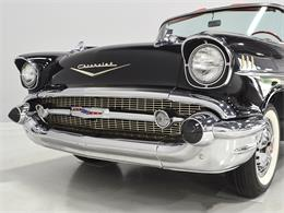 Picture of '57 Chevrolet Bel Air located in Ohio - $74,900.00 Offered by Harwood Motors, LTD. - M6IV