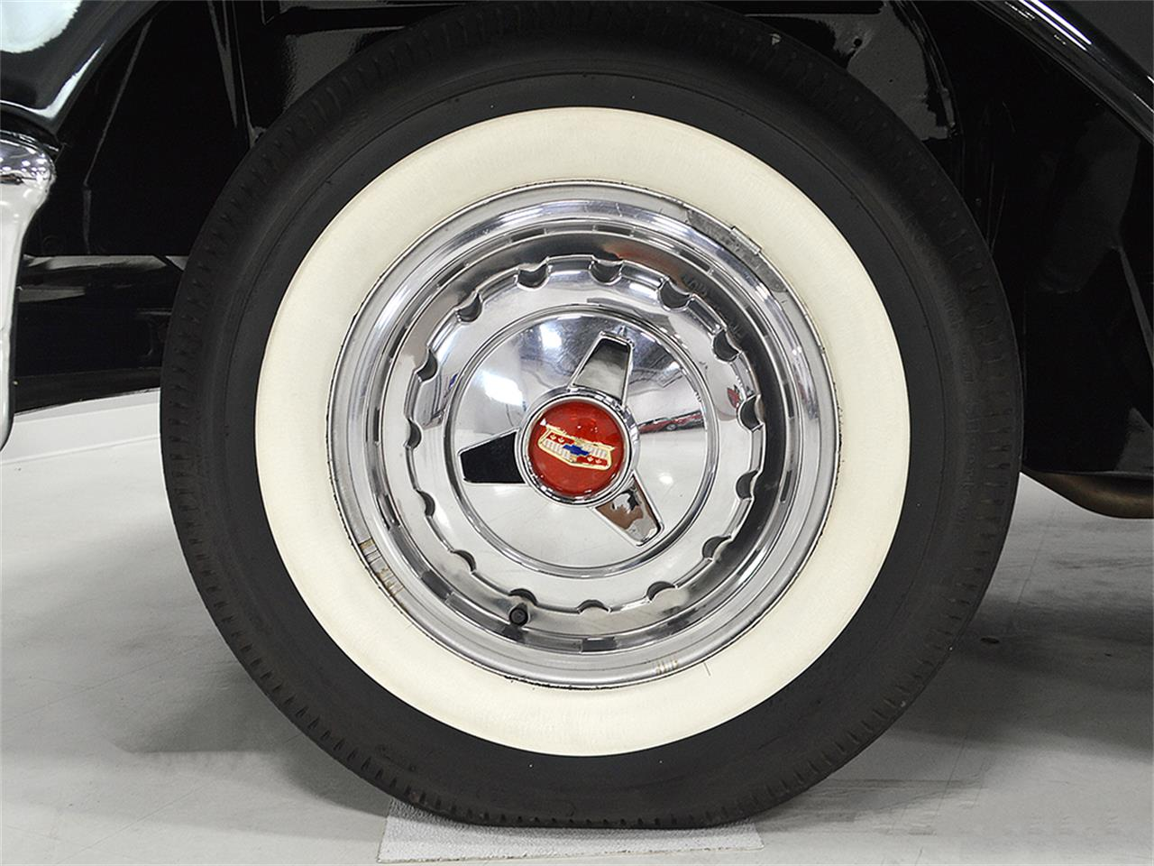 Large Picture of '57 Chevrolet Bel Air - $74,900.00 Offered by Harwood Motors, LTD. - M6IV