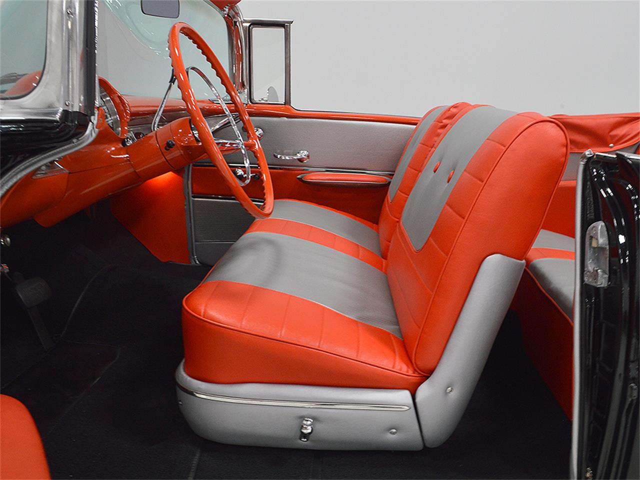 Large Picture of 1957 Chevrolet Bel Air Offered by Harwood Motors, LTD. - M6IV