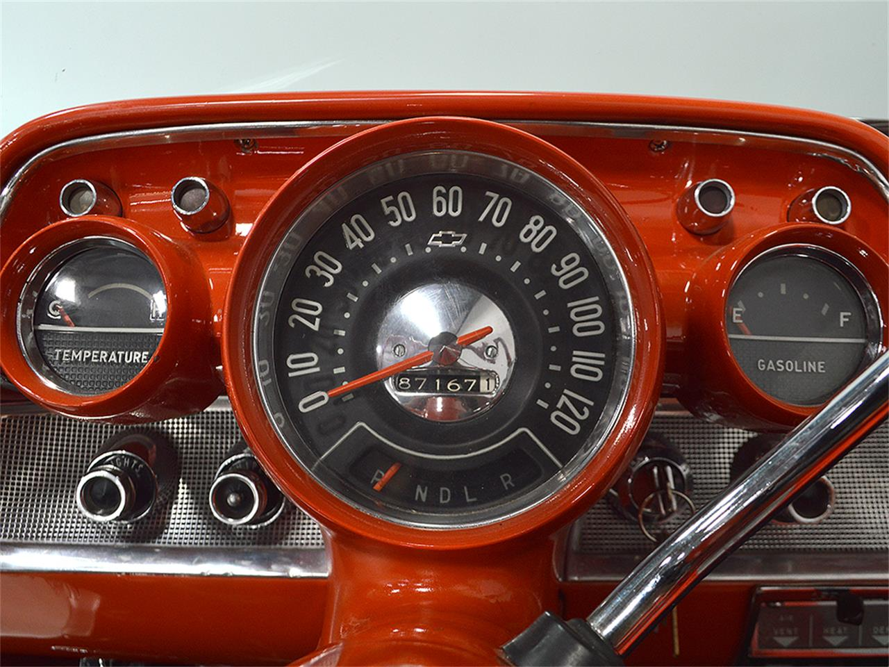 Large Picture of Classic 1957 Bel Air - $74,900.00 Offered by Harwood Motors, LTD. - M6IV