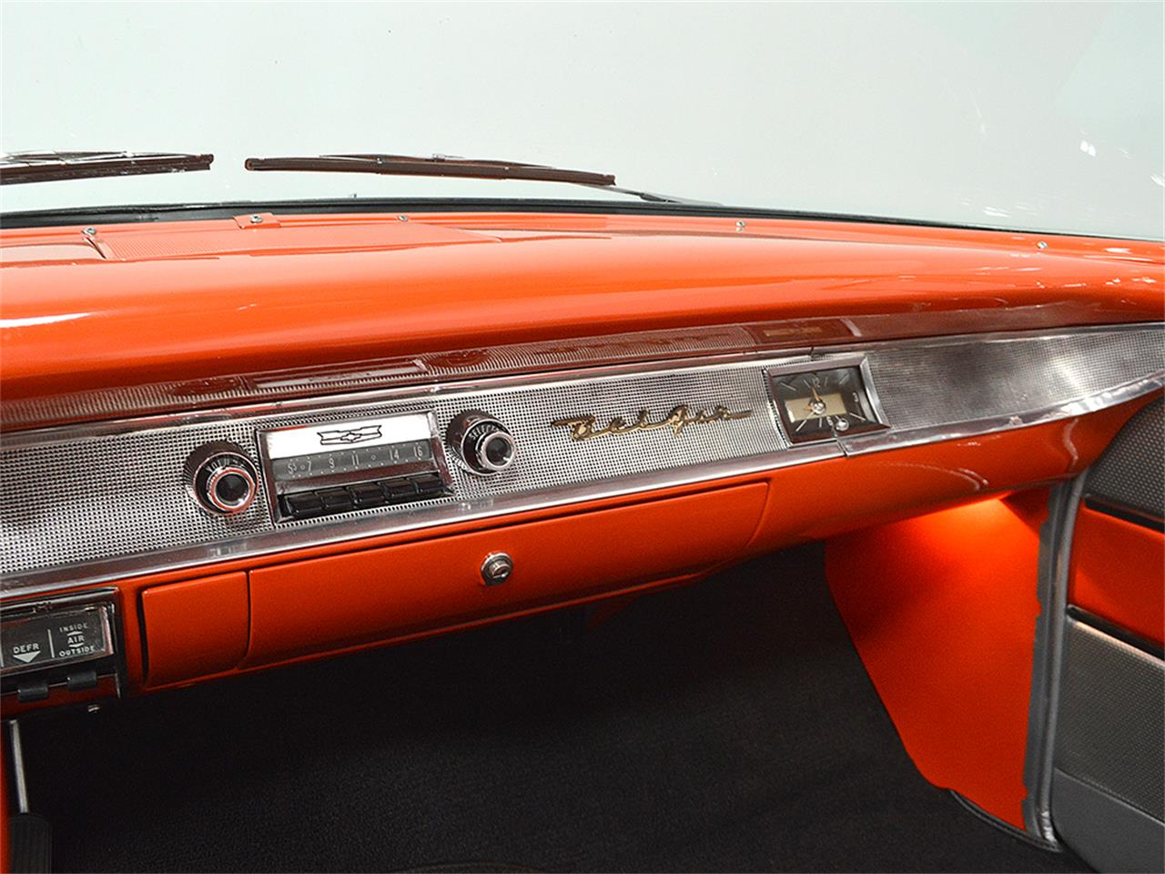 Large Picture of Classic '57 Chevrolet Bel Air Offered by Harwood Motors, LTD. - M6IV