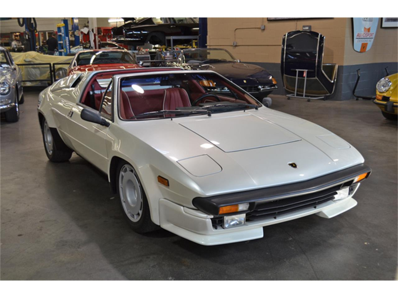 Large Picture of 1987 Lamborghini Jalpa located in New York Auction Vehicle Offered by Autosport Designs Inc - M6IZ