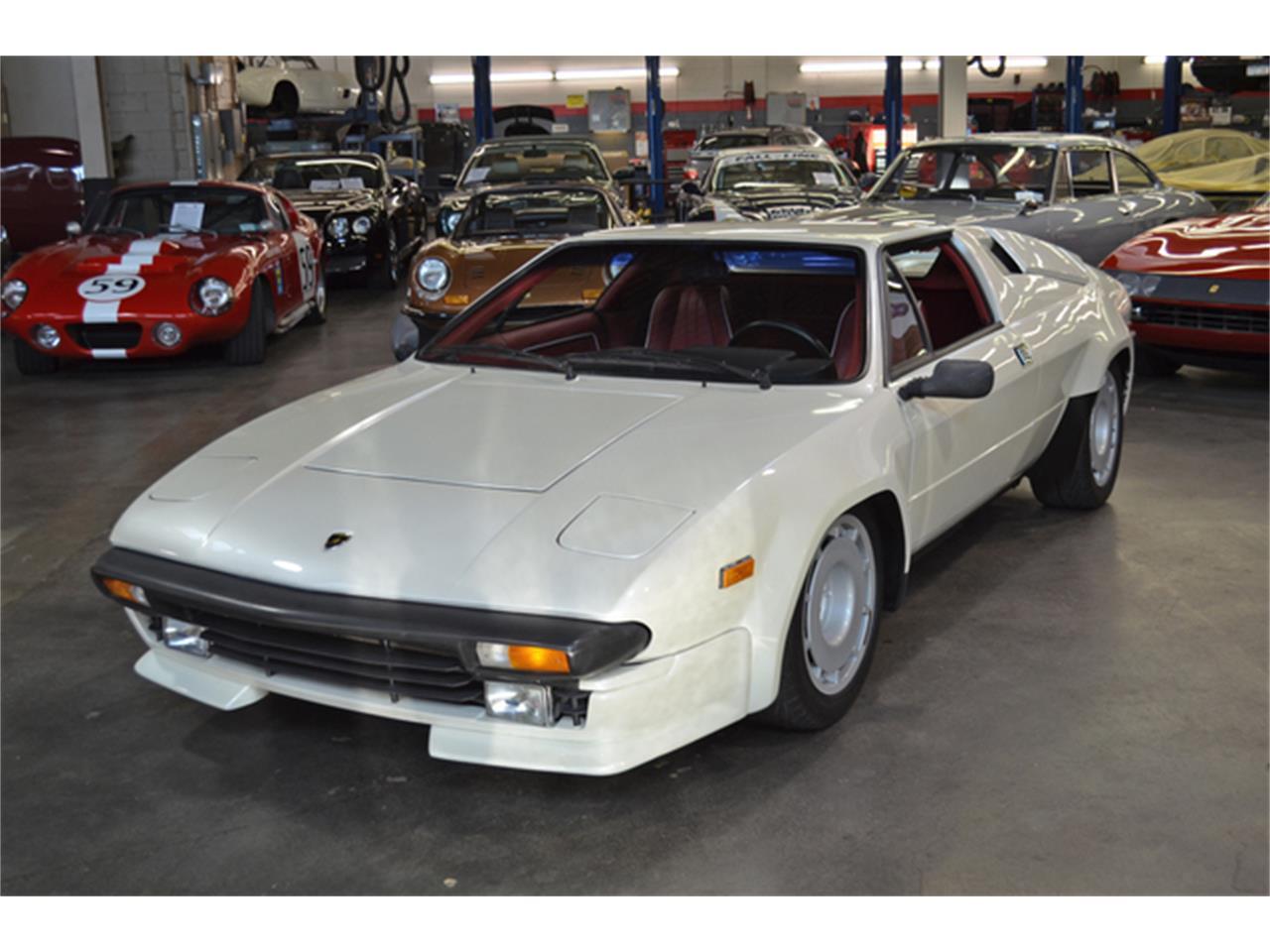 Large Picture of '87 Lamborghini Jalpa Auction Vehicle Offered by Autosport Designs Inc - M6IZ
