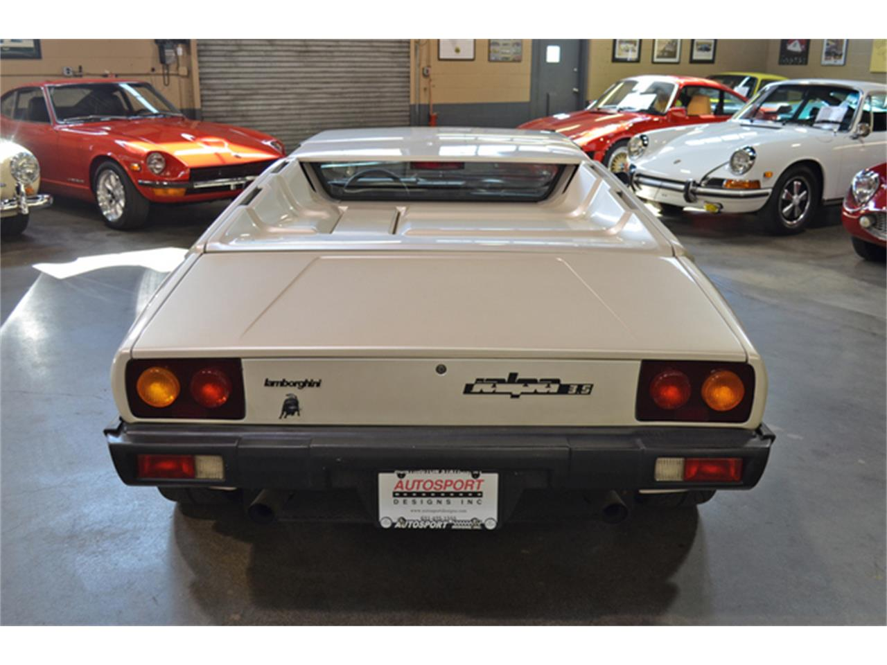 Large Picture of 1987 Jalpa located in New York Auction Vehicle Offered by Autosport Designs Inc - M6IZ