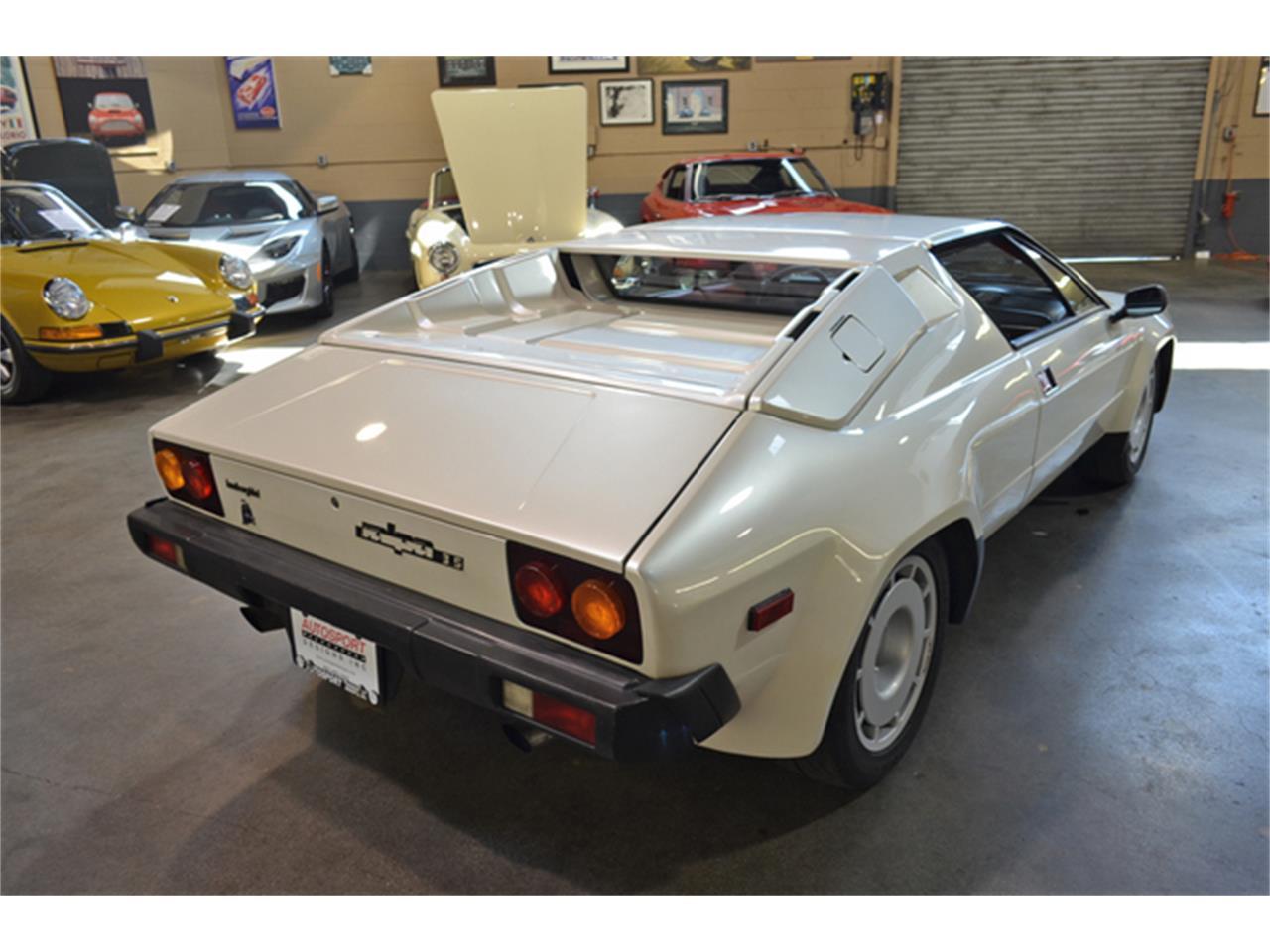 Large Picture of '87 Lamborghini Jalpa located in New York Auction Vehicle - M6IZ