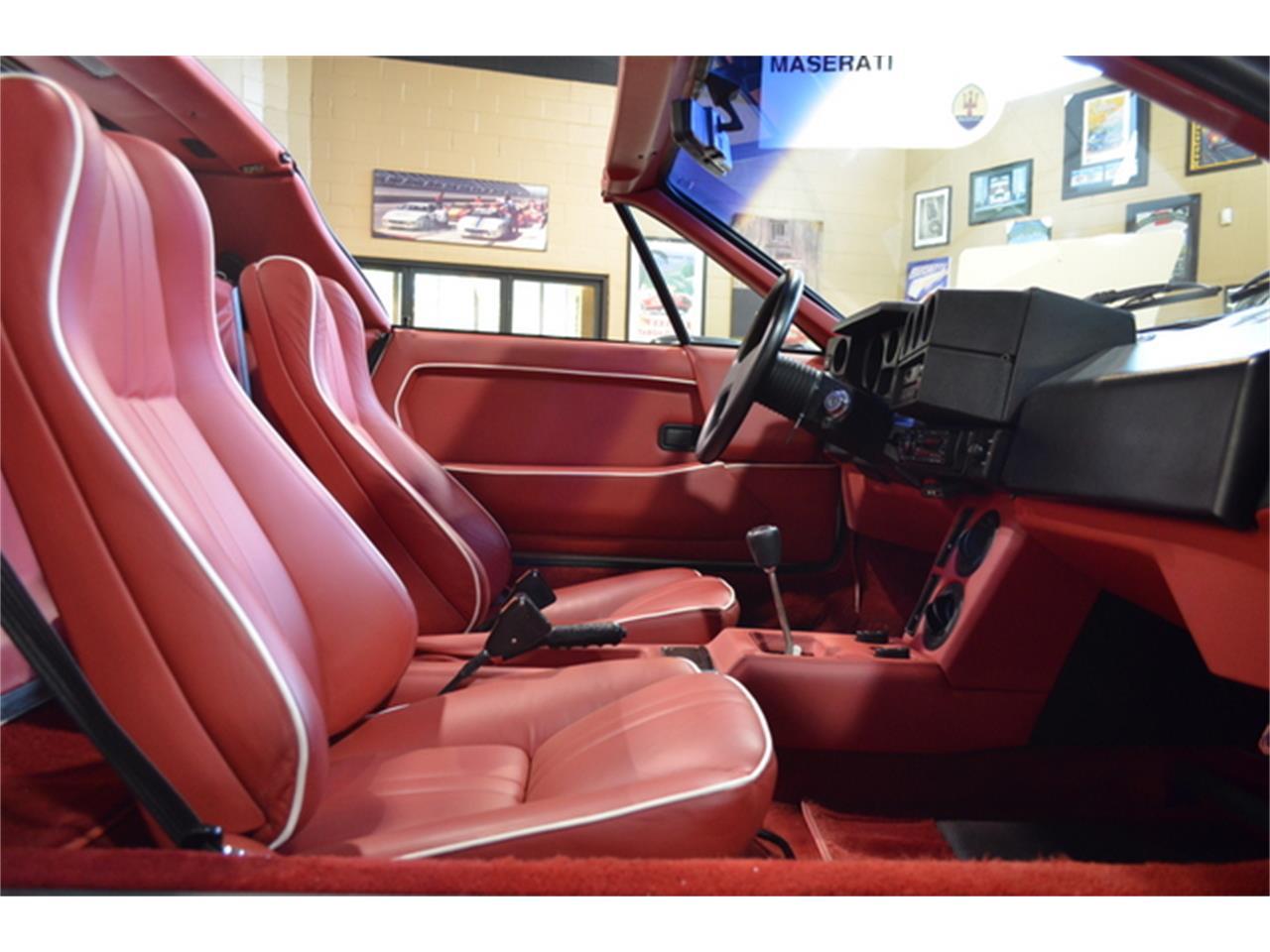 Large Picture of 1987 Lamborghini Jalpa located in Huntington Station New York Auction Vehicle - M6IZ
