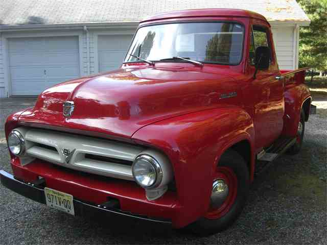Picture of '53 F100 - M6J0