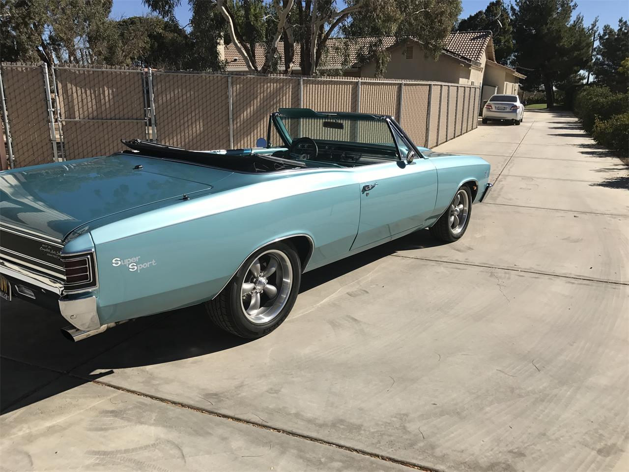 Large Picture of '67 Chevelle - M6J3