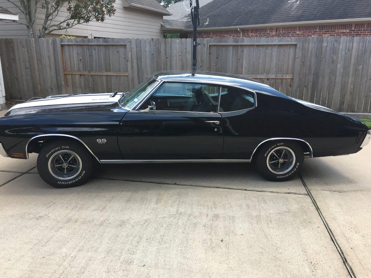 Large Picture of '70 Chevelle SS - M6J5