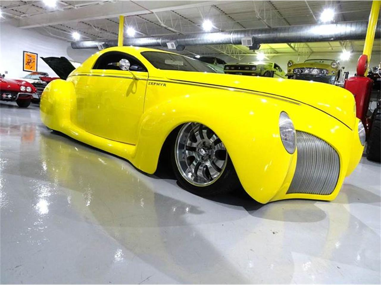 Large Picture of Classic '39 Lincoln Zephyr - $74,995.00 - M6K0