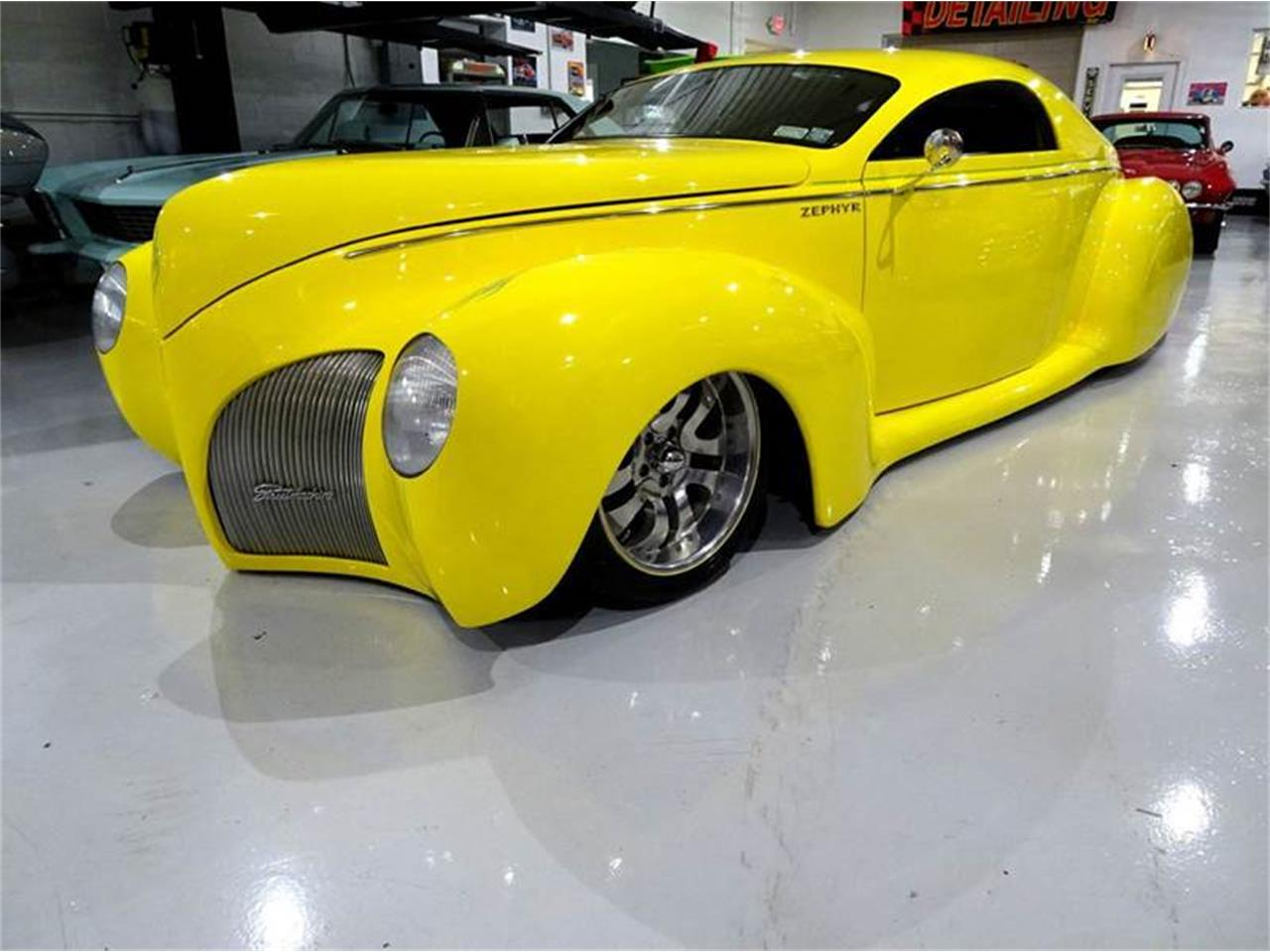 Large Picture of 1939 Lincoln Zephyr - M6K0