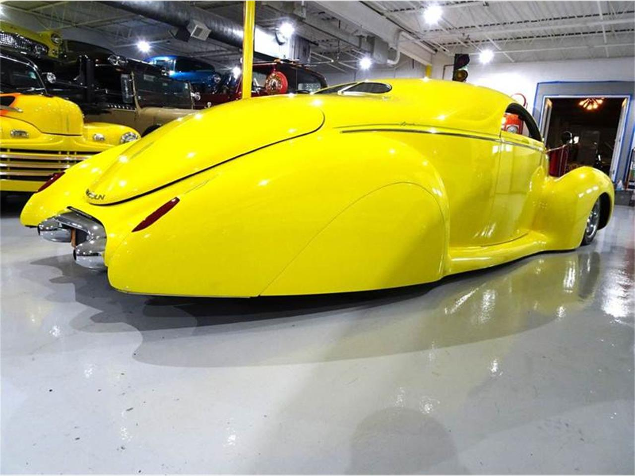 Large Picture of '39 Zephyr located in New York Offered by Great Lakes Classic Cars - M6K0