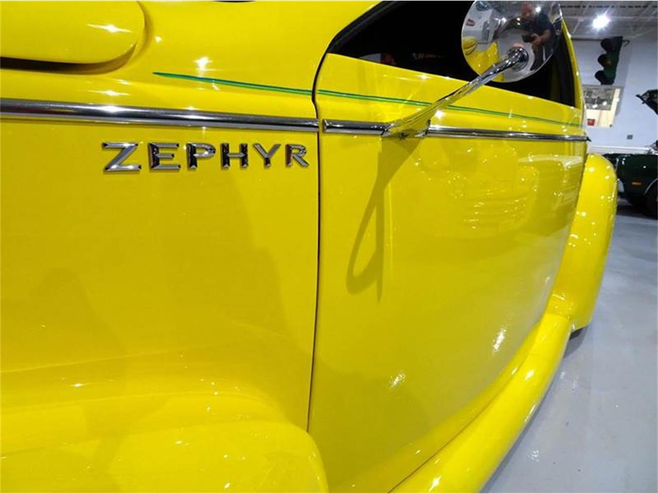 Large Picture of '39 Lincoln Zephyr - M6K0