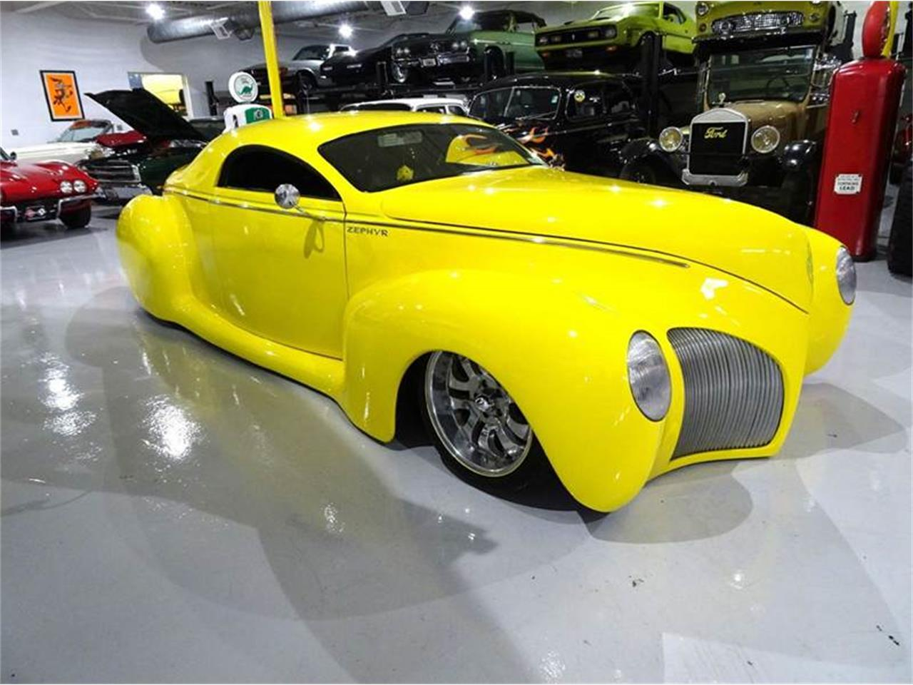 Large Picture of 1939 Zephyr - $74,995.00 Offered by Great Lakes Classic Cars - M6K0