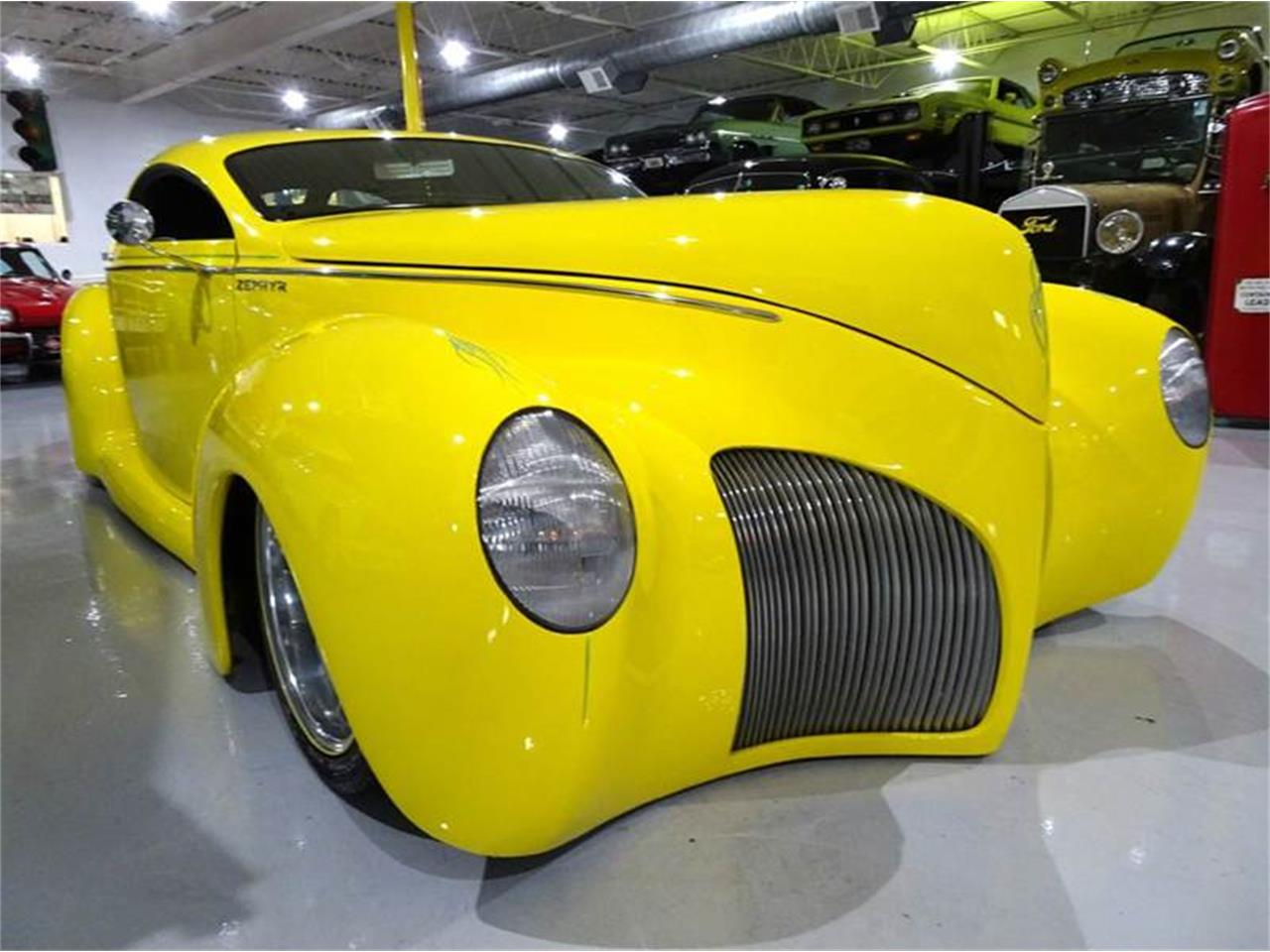 Large Picture of 1939 Zephyr Offered by Great Lakes Classic Cars - M6K0