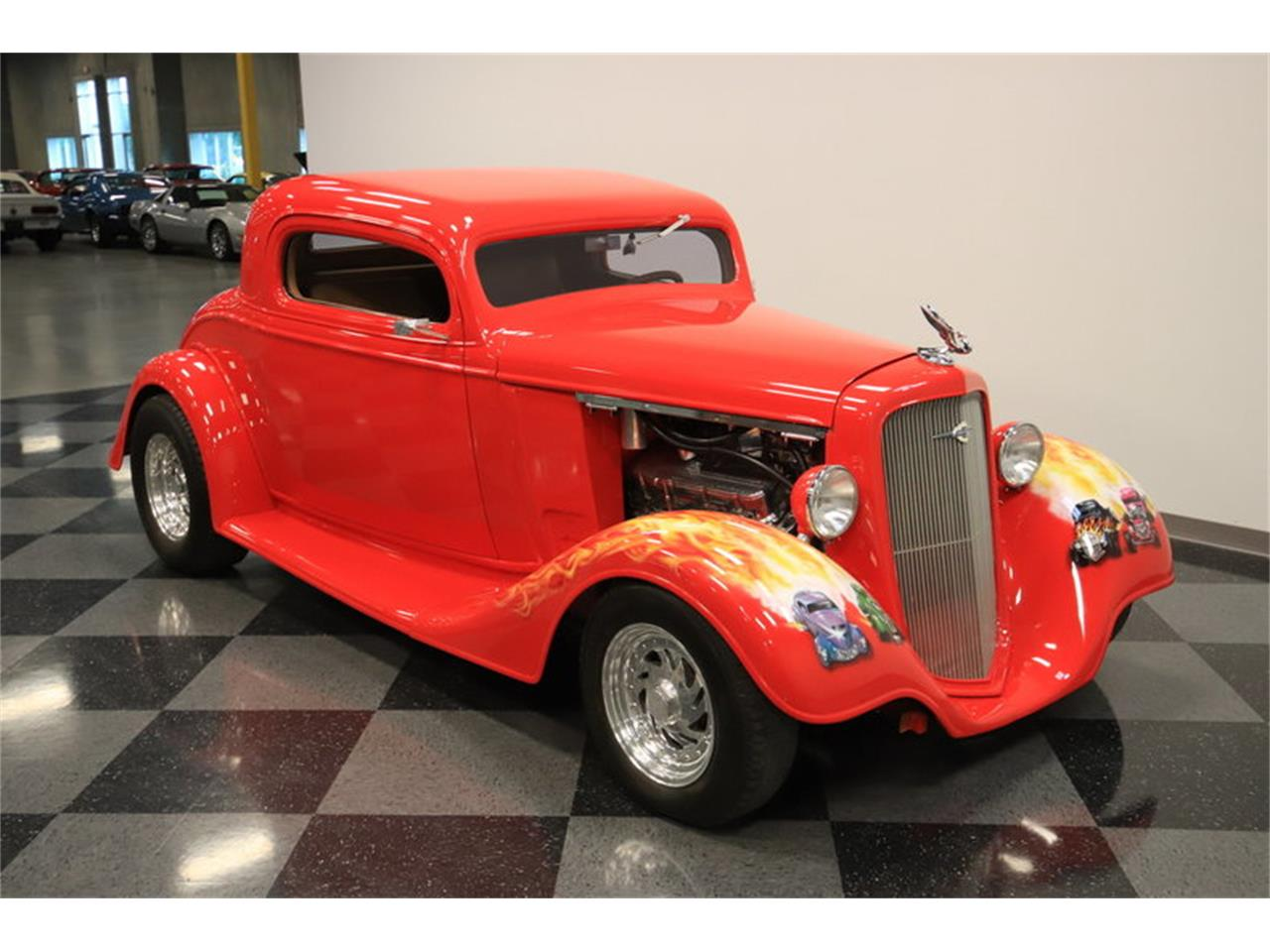 Large Picture of '35 3-Window Coupe - M6K1