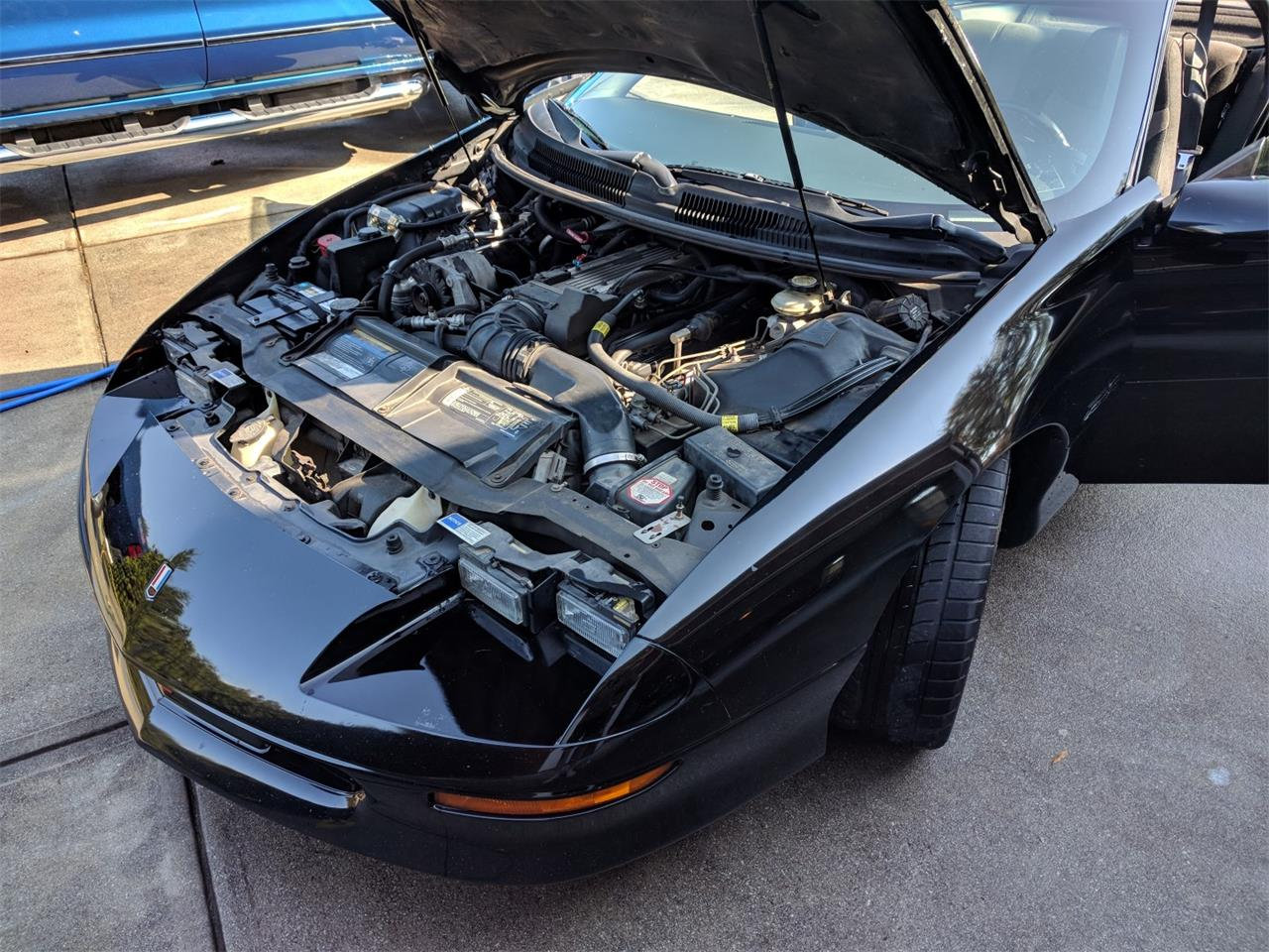 Large Picture of '93 Camaro Z28 - M6L7