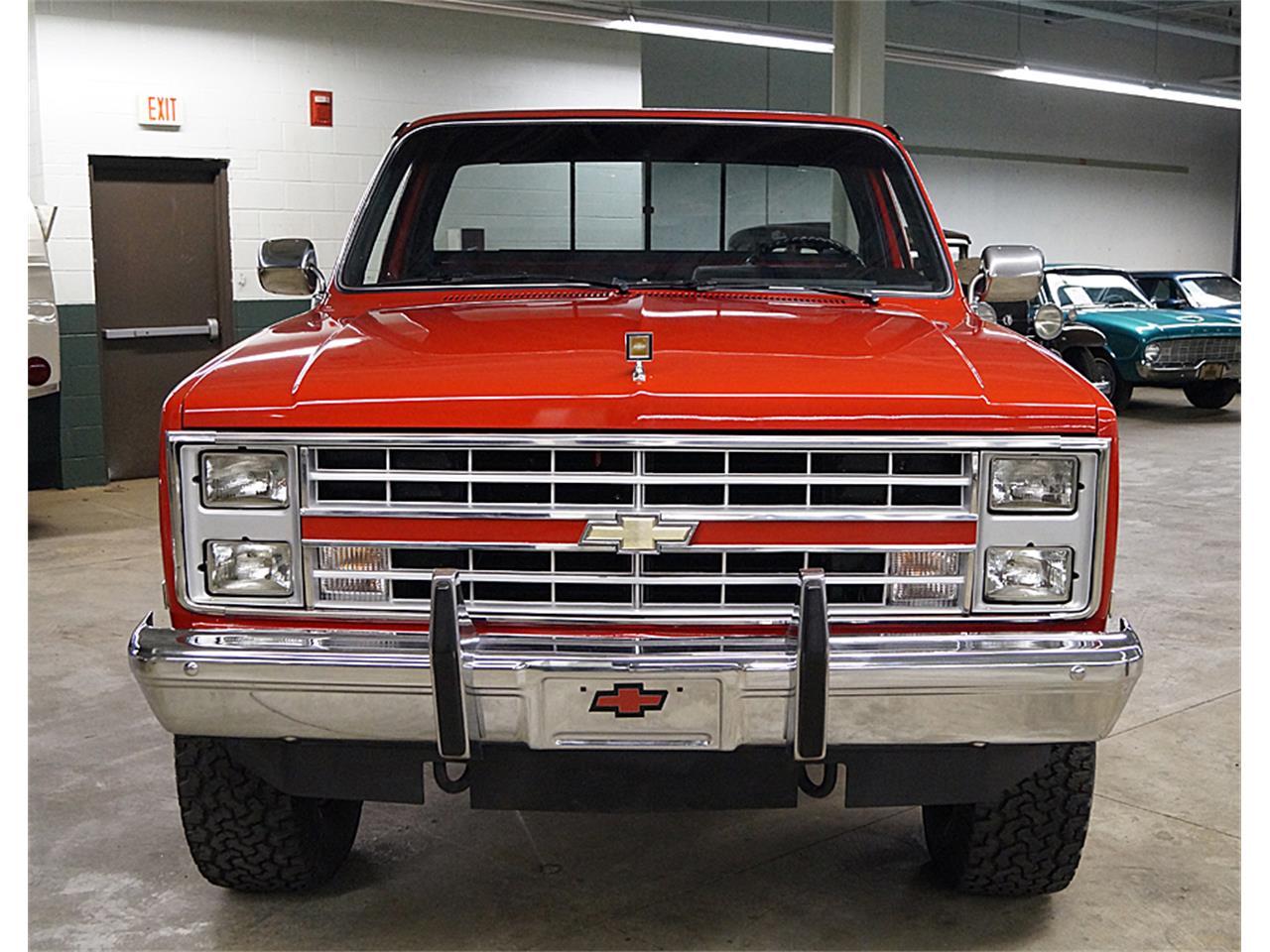 Large Picture of '86 Chevrolet Silverado located in Ohio - $21,500.00 - M6LJ