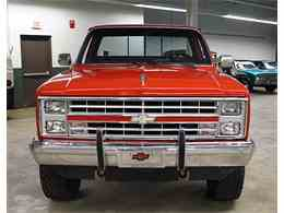 Picture of '86 Chevrolet Silverado located in Canton Ohio - $21,500.00 Offered by Motorcar Portfolio - M6LJ