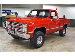 Picture of '86 Chevrolet Silverado located in Canton Ohio - $21,500.00 - M6LJ